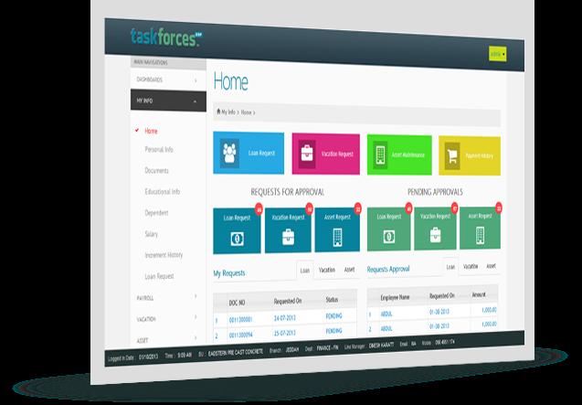 taskforce ERP